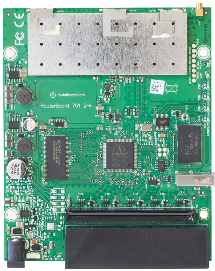 Examining, configuring and playing with the MikroTik RouterBOARD